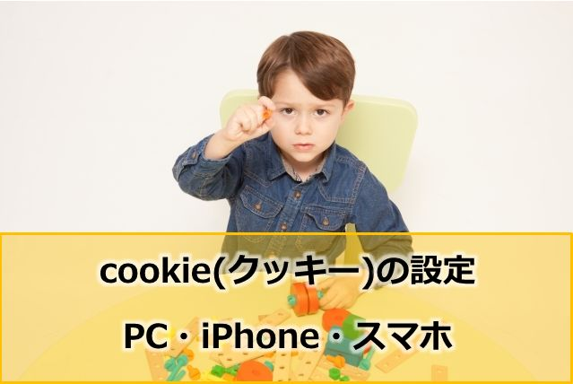 Google chrome(グーグルクローム)でcookie(クッキー)を確認する方法